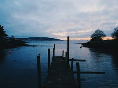 We've been out checking out one of Oslo's many islands, Bygdøy. Beautiful!