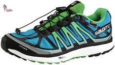 Salomon chaussures de course pour femme türkis/grün 42 2/3 - Chaussures salomon (*Partner-Link)