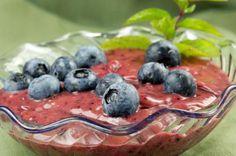 Raw Non-Dairy Blueberry