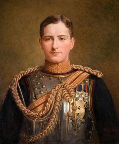 Charles John Alton Chetwynd (1882–1915), Viscount Ingestre, MVO.Royal Horse Guards
