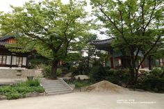 성북동 삼각산 길상사
