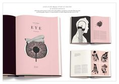 Angus Hyland: The Purple Book (co-authored with Angharad Lewis) #illustration