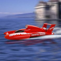 Cool Streamlining | COOL!!! Remote Control Speed Boat - R1 NO Reserve Auction - Great Gift ...