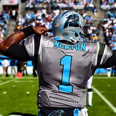 I thought this was a real jersey that they wore but it's edited. You can see how they changed it and made it grey. It was blue