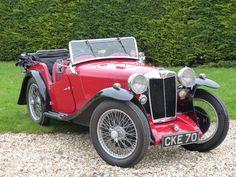 MG PA 4 seat (1934)