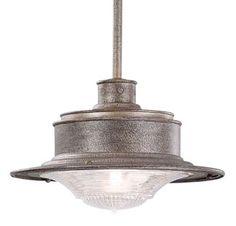 Galvanized Funnels As Light Fixtures Galvanized Metal