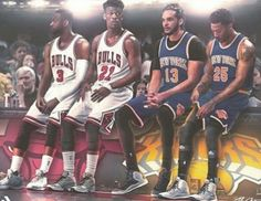 c3863609d89 While the Bulls lost Joakim Noah and Derrick Rose to the Knicks