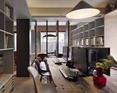 The Crossover designed by Ganna Design 11 homes inspirations and more visit: www.yourhouseidea.com #workingspace #house #housedecor #houseidea #housedesigns #housedesign #house #interior #decoridea