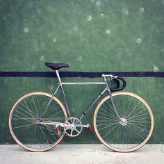 Monsieur Vélo track bike