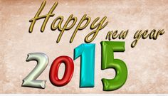 Art Happy new year HD 2015