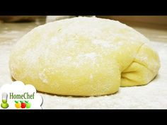 Aluat fraged cu untură cum făcea bunica! - YouTube Romanian Desserts, Romanian Food, Just Bake, Pastry And Bakery, Home Chef, Cake Recipes, Picnic, Deserts, Food And Drink