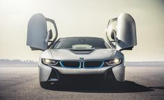 View 20 Questions About the BMW Sports Coupe: You Asked, We Answer Photos from Car and Driver. Find high-resolution car images in our photo-gallery archive. Automotive Photography, Car Photography, Car Images, Car Photos, Bmw I8, Car Wheels, Car And Driver, Bmw Cars, My Ride