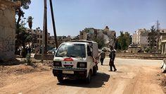 Το Κουτσαβάκι: Στην επαρχία του Χαλεπίου επανέλαβαν τις  εργασίες...
