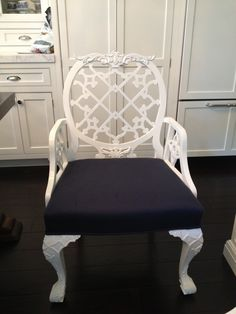 Oscar De La Renta Trellis Dining Chair