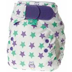 Tots Bots Easyfit Elements Nappy Night Owl - liking the owl theme on this nappy! Fitted Cloth Diapers, Modern Cloth Nappies, Couches Jetables, Nappy Change, Ethical Shopping, Night Owl, Shoe Size Conversion, Baby Car Seats, Children