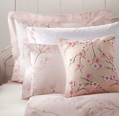 Cherry Blossom Bedding Collection | Bedding Collections | Restoration Hardware Baby & Child Bedding?