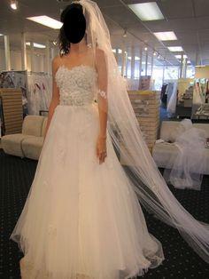 change sash or veil??