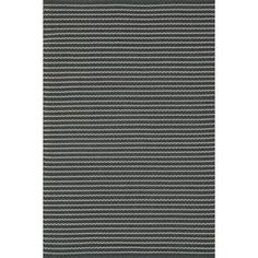 You'll love the Terra Hand-Woven Charcoal Indoor/Outdoor Area Rug at AllModern - With Great Deals on modern Décor + Pillows products and Free Shipping on most stuff, even the big stuff.