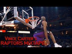 Vince Carter's Ultimate Toronto Raptors Mixtape!