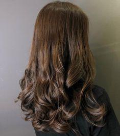 Perms For Medium Hair, Perm For Thin Hair, Medium Hair Styles, Curly Hair Styles, Perm Hair, Thick Hair, Curly Perm, Lose Curls Long Hair, Soft Curls For Medium Hair