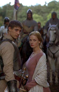 Isabel y Eduardo cuando recien se conocieron