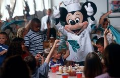 Where to Find Disney Character Buffet Dining Locations in Disney World