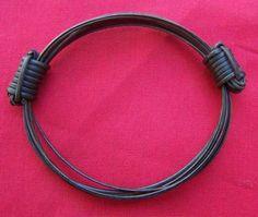JE2G1 THICKEST HAIR bracelet -minimum 4 strands. Diameter 3inc Price $89 incl ship & ins. Elephant Bracelet, Bracelet Designs, Things To Buy, Strands, Bracelets, Hair, Jewelry, Jewlery, Jewerly