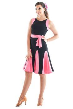 """Sweet Love"" Latin Dance Dress"