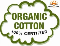 The traditional culture of cotton is harmful to the environment. To produce a simple cotton T-shirt needs about 100 grams of harmful chemicals, and about 25 liters of water. Organic agricultural uses natural fertilizers, compounds and organic amendments, as well as using integrated pest insects (for ex, ladybugs).  This sustainable use of soil enriches the soil and prevents the depletion of important natural resources.