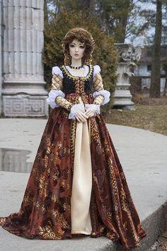 Doll by Martha Boers