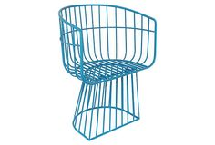 Bistro Chair, Light Blue on OneKingsLane.com