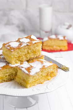 Cornbread, Vanilla Cake, French Toast, Sweets, Mani, Homemade, Cooking, Breakfast, Ethnic Recipes