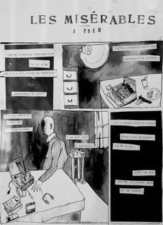 Poetry Comic: Les Misérables