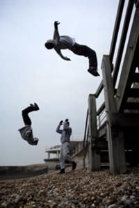 Parkour and Freerunning wiki
