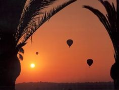 San Diego is beautiful whether you're in the sky or on the beach - see it from both when you schedule a hot air balloon ride while you're enjoying a trip to a San Diego vacation rental!