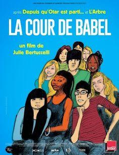 La Cour de Babel french dvdrip Ils viennent d'arriver en France. Les Irlandais, serbe, les Brésiliens Tunisiens ensemble dans la même classe, de 11 à 15 ans pour ce groupe d'élèves d'une année d'échanges Bertuccelli filmées, les conflits, et pour les Chinois et des Sénégalais