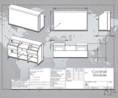 Mobile Bar Designs   Google Search | AboveTheBar ~ BK | Pinterest | Mobile  Bar, Portable Bar And Bar