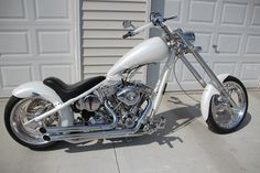 2006 Titan Radical Rigid 4000 miles, like brand new, one owner purchased from Titan Motorcycle Co, Peoria, AZ, December 2006.  All fluids have been changed and unit has been completely serviced,