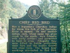 Cherokee Sizemore | Chief Red Bird by K. B. Tankersley p. 3