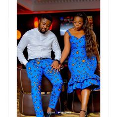 The most classic collection of beautiful traditional and ankara styles and designs for couples. These ankara styles collections are meant for beautiful African ankara couples African Maxi Dresses, Latest African Fashion Dresses, Ankara Dress, African Print Fashion, African American Fashion, African Clothes, Couples African Outfits, Couple Outfits, African Attire