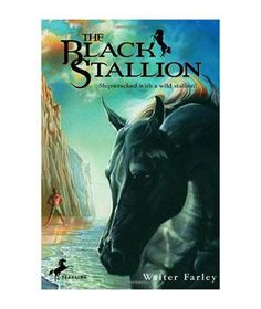The Black Stallion, by Walter Farley | What book made you love to read? When almost 4,000 of our Facebook fans answered that question, they wrote passionately about the books they love (and, in some cases, really, really love). These titles and authors came up over and over. We used readers' own words to describe their magic.