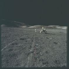 Selecionamos as Melhores Fotos Inéditas da Missão Apollo da NASA | The Creators Project