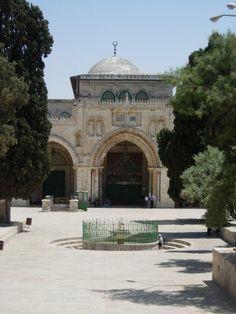 Al-Aqsa Mosque in Jerusalem, Palestine