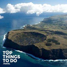 Isla de Pascua - Isla de Pascua parece detenida en el tiempo, llena de misterios y leyendas que te seducirán, acá encontrás lo mejor para hacer en este mágico lugar.