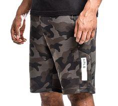 Stealth Camouflage Jog Short