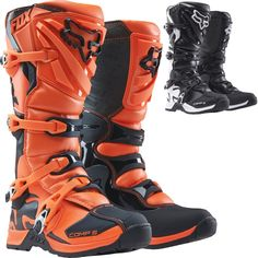 Fox Racing Comp 5 Youth Off Road Dirt Bike Motocross Boots