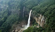 Meghalaya - A Greenscape from North East India