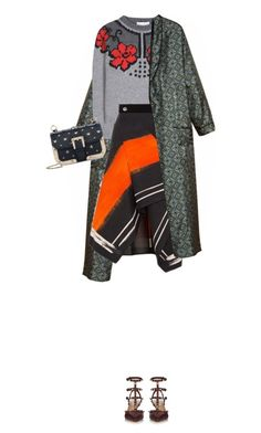 """Untitled #504"" by fanfan-zheng on Polyvore featuring Burberry, STELLA McCARTNEY, Peter Pilotto, Valentino and RED Valentino"
