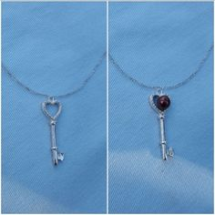Check out this item in my Etsy shop https://www.etsy.com/listing/519938419/heart-key-pendant-necklace-mount-your