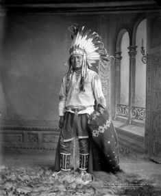 RICHARD WASHAKIE , 1899